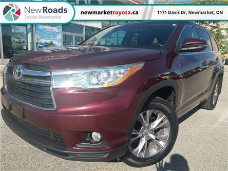 2014 Toyota Highlander LE (Stk: 345912) in Newmarket - Image 1 of 24