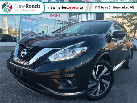 2017 Nissan Murano Platinum (Stk: 346861) in Newmarket - Image 1 of 30