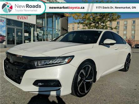 2019 Honda Accord Sport 1.5T (Stk: 342001) in Newmarket - Image 1 of 30