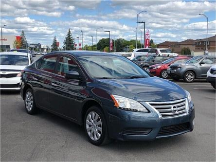 2013 Nissan Sentra 1.8 S (Stk: 81273C) in Gatineau - Image 2 of 13