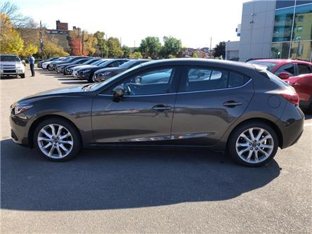 2016 Mazda Mazda3 Sport GT at NAV, LEATHER, SUNROOF, NO ACCIDENT (Stk: P1980) in Toronto - Image 2 of 26