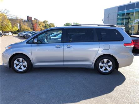 2012 Toyota Sienna LE 8 Pass V6 6A POWER SLIDING DOORS, ALLOYS, NO AC (Stk: 19819A) in Toronto - Image 2 of 25