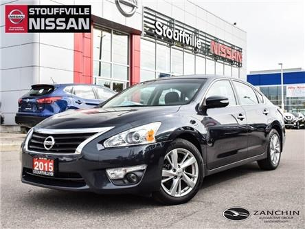 2015 Nissan Altima 2.5 SL (Stk: SU0770) in Stouffville - Image 1 of 25
