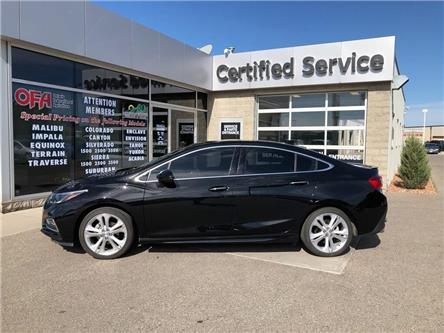 2017 Chevrolet Cruze Premier Auto (Stk: K359A) in Blenheim - Image 1 of 21