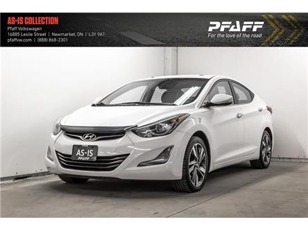 2014 Hyundai Elantra Limited (Stk: V4785A) in Newmarket - Image 1 of 20