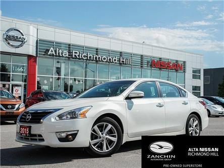 2015 Nissan Altima 2.5 SL (Stk: RU2736) in Richmond Hill - Image 1 of 26