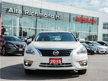 2015 Nissan Altima 2.5 SL (Stk: RU2736) in Richmond Hill - Image 2 of 26