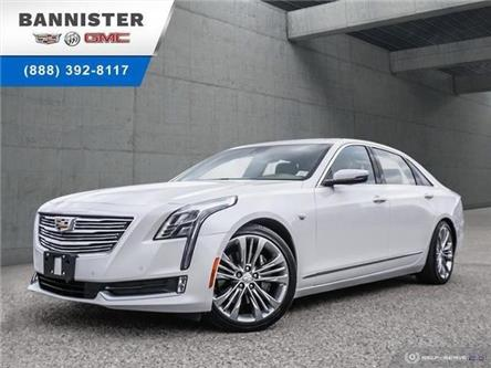 2018 Cadillac CT6 3.0L Twin Turbo Platinum (Stk: P19-1116) in Kelowna - Image 1 of 27