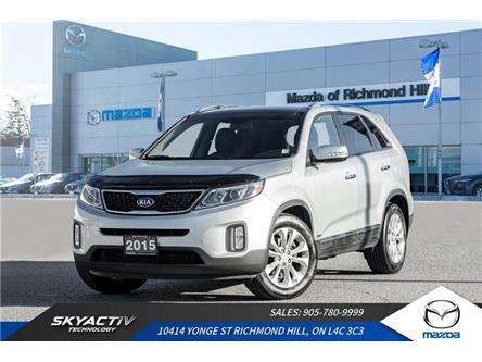2015 Kia Sorento EX V6 (Stk: 18-1043A) in Richmond Hill - Image 1 of 19