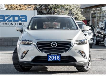 2016 Mazda CX-3 GT (Stk: 19-563A) in Richmond Hill - Image 2 of 20