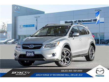 2015 Subaru XV Crosstrek Sport Package (Stk: 19-631A) in Richmond Hill - Image 1 of 19