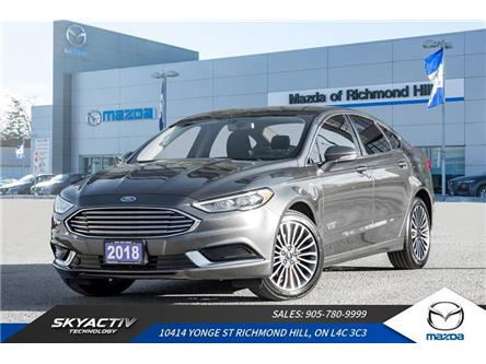 2018 Ford Fusion Energi SE Luxury (Stk: 20-027A) in Richmond Hill - Image 1 of 19