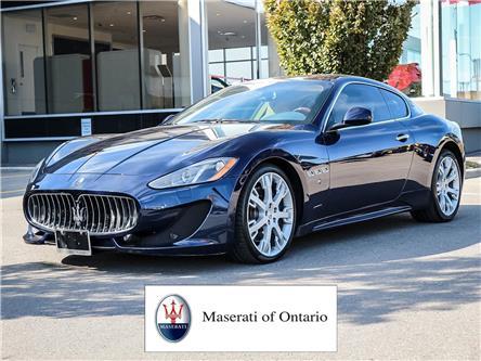 2013 Maserati GranTurismo Sport (Stk: U4369) in Vaughan - Image 1 of 23