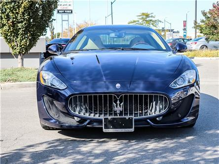 2013 Maserati GranTurismo Sport (Stk: U4369) in Vaughan - Image 2 of 23