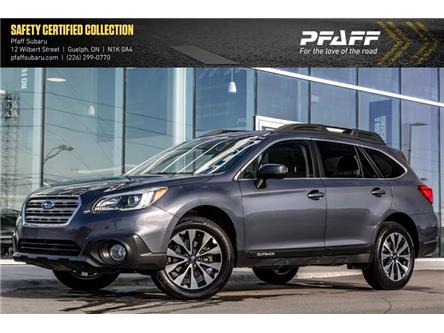 2016 Subaru Outback 3.6R Limited Package (Stk: SU0106) in Guelph - Image 1 of 22