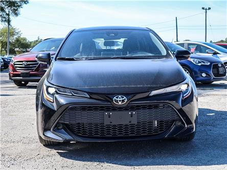 2019 Toyota Corolla Hatchback Base (Stk: U06699) in Toronto - Image 2 of 27