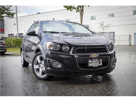 2015 Chevrolet Sonic LT Auto (Stk: LF6148A) in Surrey - Image 2 of 22
