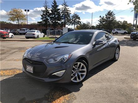 2014 Hyundai Genesis Coupe 2.0T Premium (Stk: OP10274A) in Mississauga - Image 1 of 12