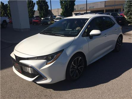 2019 Toyota Corolla Hatchback S Grade (Stk: 95281) in Barrie - Image 1 of 13