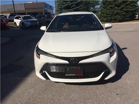 2019 Toyota Corolla Hatchback Base (Stk: 95281) in Barrie - Image 2 of 13