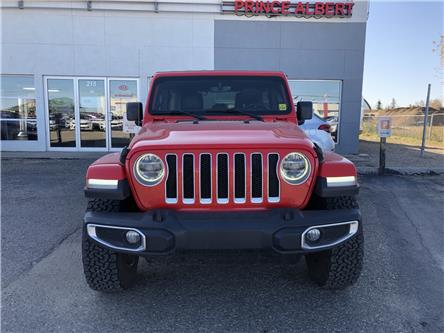 2018 Jeep Wrangler Unlimited Sahara (Stk: 39119A) in Prince Albert - Image 2 of 18