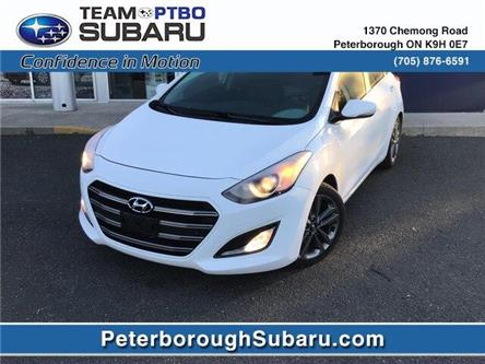 2016 Hyundai Elantra GT Limited (Stk: S4032A) in Peterborough - Image 1 of 17