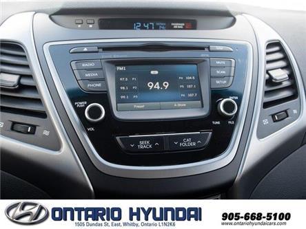 2016 Hyundai Elantra GLS (Stk: 08460K) in Whitby - Image 2 of 19