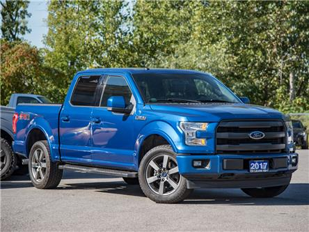 2017 Ford F-150 Lariat (Stk: 802750) in St. Catharines - Image 1 of 20