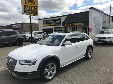 2015 Audi A4 allroad 2.0T Progressiv (Stk: 13026) in Etobicoke - Image 1 of 18