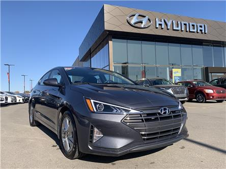 2019 Hyundai Elantra Preferred (Stk: 29306A) in Saskatoon - Image 1 of 14