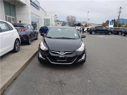 2015 Hyundai Elantra Sport Appearance (Stk: H96-5988A) in Chilliwack - Image 2 of 4