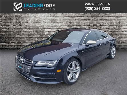 2013 Audi S7 4.0T (Stk: 16681) in Woodbridge - Image 1 of 24
