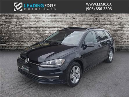 2018 Volkswagen Golf SportWagen 1.8 TSI Trendline (Stk: 16789) in Woodbridge - Image 1 of 19