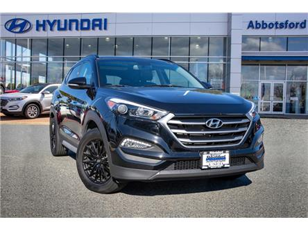 2017 Hyundai Tucson Luxury (Stk: AH8927) in Abbotsford - Image 1 of 22