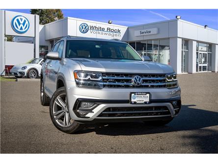 2019 Volkswagen Atlas 3.6 FSI Highline (Stk: VW0990) in Vancouver - Image 1 of 25