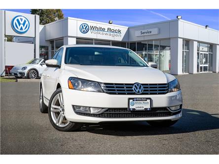 2014 Volkswagen Passat 2.0 TDI Highline (Stk: VW0991) in Vancouver - Image 1 of 22