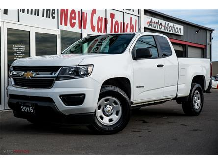 2016 Chevrolet Colorado WT (Stk: 191187) in Chatham - Image 1 of 25