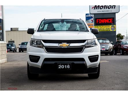 2016 Chevrolet Colorado WT (Stk: 191187) in Chatham - Image 2 of 25