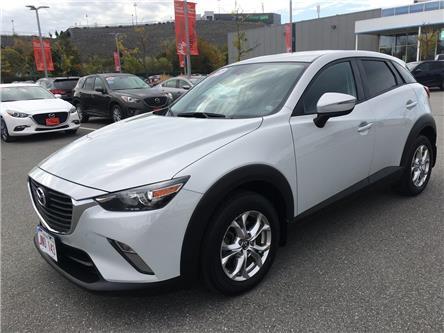 2017 Mazda CX-3 GS (Stk: T640784A) in Saint John - Image 1 of 36