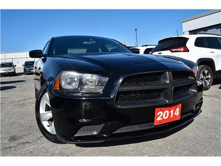 2014 Dodge Charger SE (Stk: 93595X) in St. Thomas - Image 1 of 30