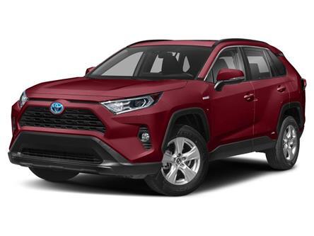 2019 Toyota RAV4 Hybrid XLE (Stk: N24419) in Goderich - Image 1 of 9