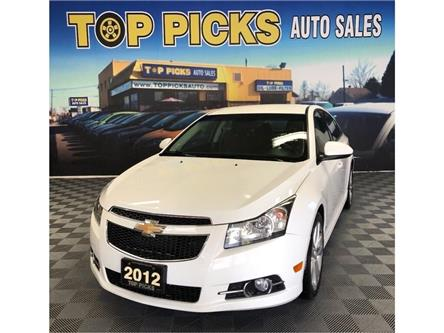 2012 Chevrolet Cruze LT Turbo (Stk: 382504) in NORTH BAY - Image 1 of 27