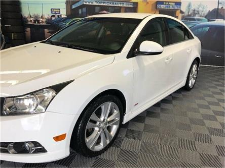 2012 Chevrolet Cruze LT Turbo (Stk: 382504) in NORTH BAY - Image 2 of 27