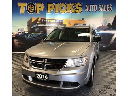 2016 Dodge Journey CVP/SE Plus (Stk: 219579) in NORTH BAY - Image 1 of 28