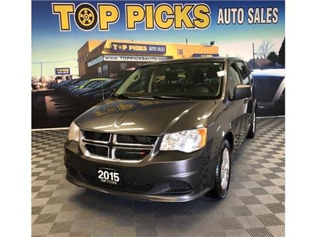 2016 Dodge Grand Caravan SE/SXT (Stk: 130695) in NORTH BAY - Image 1 of 23
