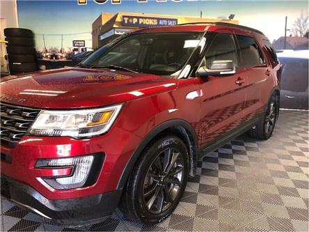 2017 Ford Explorer XLT (Stk: C63846) in NORTH BAY - Image 2 of 28