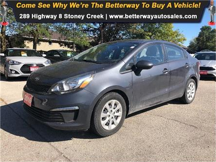 2016 Kia Rio EX|NO ACCIDENTS!!|BLUTOOTH|FUEL SAVER (Stk: 5377A) in Stoney Creek - Image 1 of 19