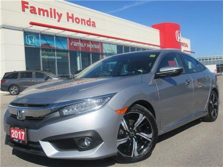 2017 Honda Civic Touring | Extended WARRANTY | GREAT VALUE! (Stk: 107452T) in Brampton - Image 1 of 30