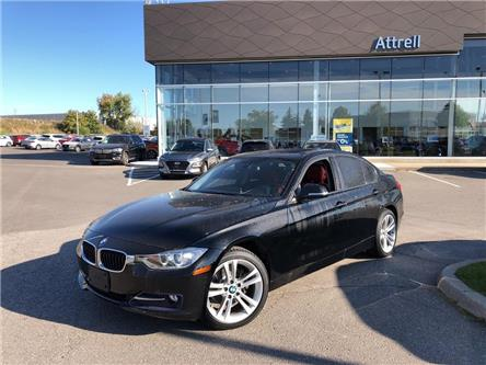 2015 BMW 3 Series 320i xDrive (Stk: 4116) in Brampton - Image 1 of 21