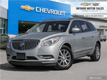 2016 Buick Enclave Leather (Stk: 12968A) in Oshawa - Image 1 of 36